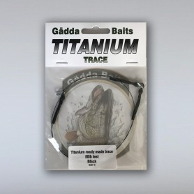 Titanium Traces Single