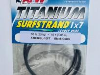 AFW titanium surfstrand 1×7