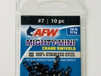 AFW mighty mini crane swivels
